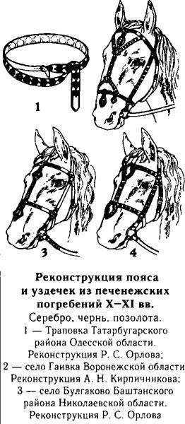 Печенеги и Русь