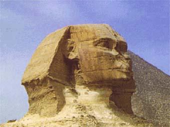 Египет. Большой сфинкс