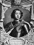 Быт правящей династии на рубеже 17-18 веков