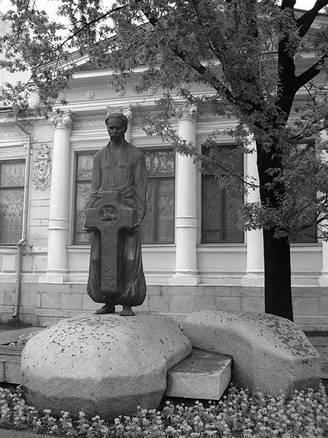Д. Яворницький — співець запорізького козацтва