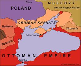 Значення Кримського ханства в історії України