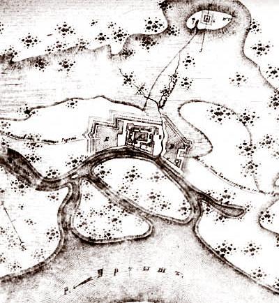 История создания Иртышской военной линии