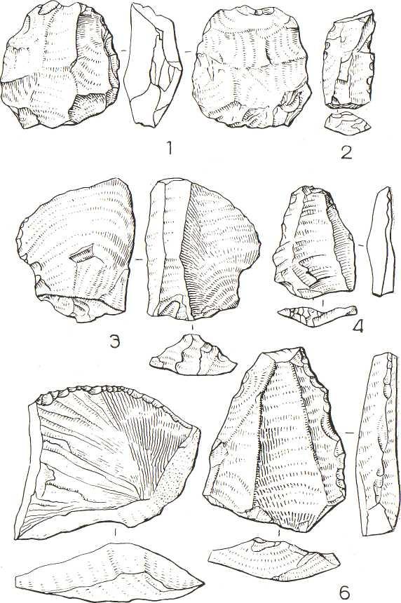 Каменный век на территории Хакасии