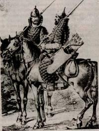 Международное отношение русского государства XV-XVI веков